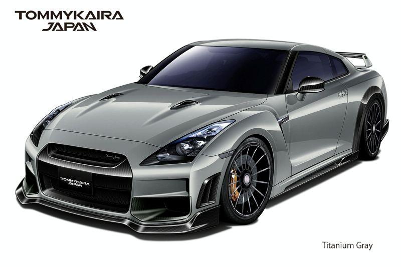Nissan GT-R: Tommy Kaira představuje svůj R35: - fotka 4
