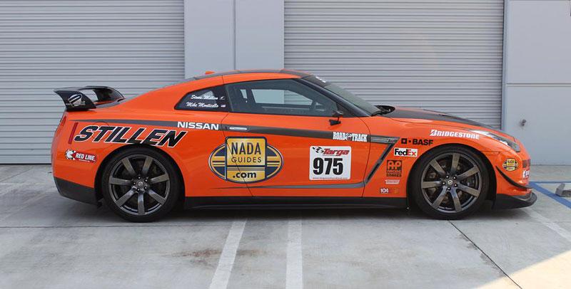 Stillen Nissan GT-R: 620 koní pro Targa Rally: - fotka 12
