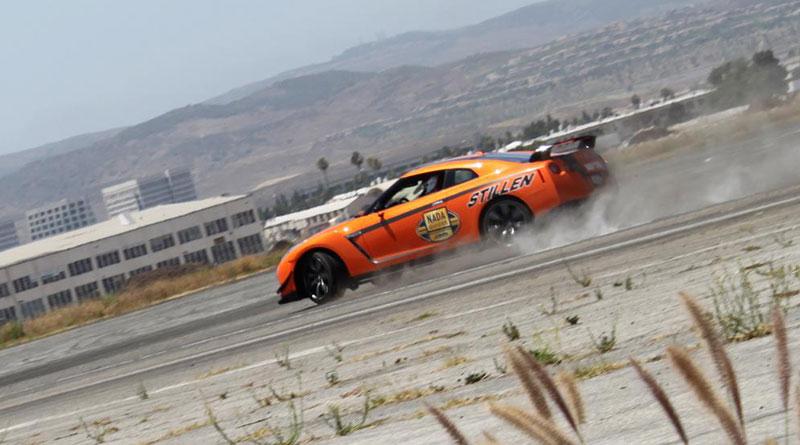Stillen Nissan GT-R: 620 koní pro Targa Rally: - fotka 14