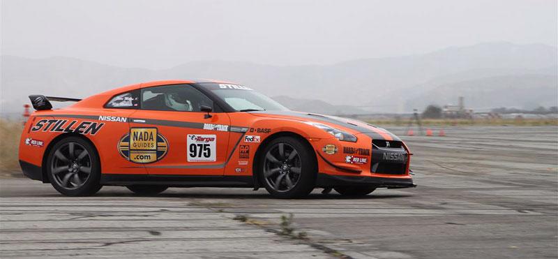 Stillen Nissan GT-R: 620 koní pro Targa Rally: - fotka 15