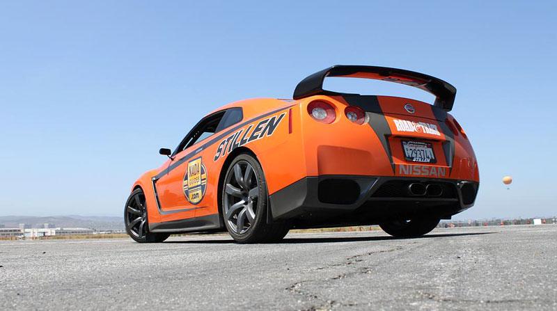 Stillen Nissan GT-R: 620 koní pro Targa Rally: - fotka 16