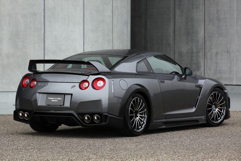 Nissan GT-R: Tommy Kaira představuje svůj R35: - fotka 10