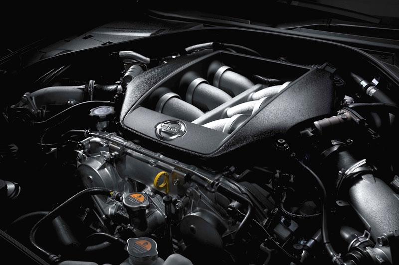 Nissan GT-R SpecV oficiálně: více karbonu, více rychlosti: - fotka 23