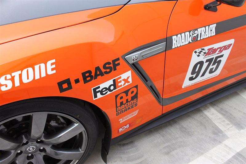 Stillen Nissan GT-R: 620 koní pro Targa Rally: - fotka 19