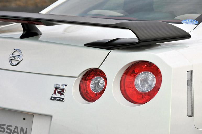 Nissan GT-R Egoist: velká fotogalerie: - fotka 17