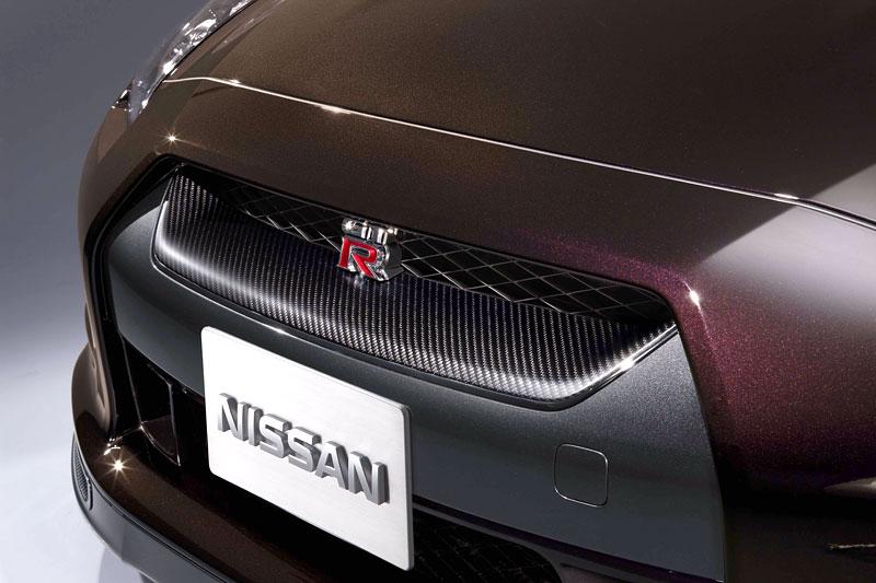 Nissan GT-R SpecV oficiálně: více karbonu, více rychlosti: - fotka 31
