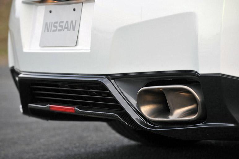 Nissan GT-R Egoist: velká fotogalerie: - fotka 18