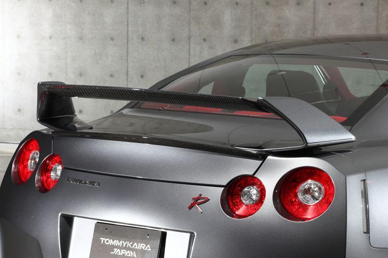Nissan GT-R: Tommy Kaira představuje svůj R35: - fotka 17