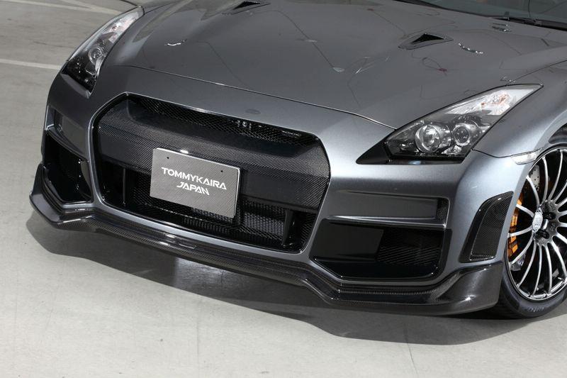 Nissan GT-R: Tommy Kaira představuje svůj R35: - fotka 18