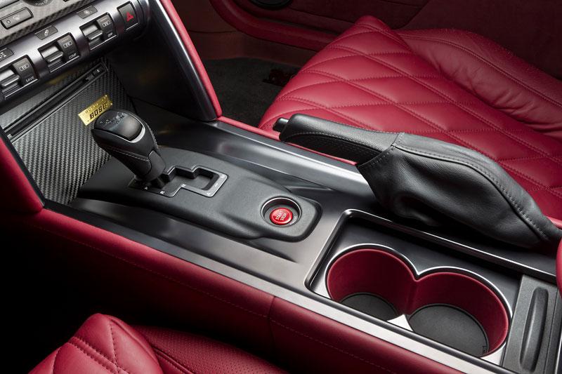 Nissan GT-R Egoist: velká fotogalerie: - fotka 23