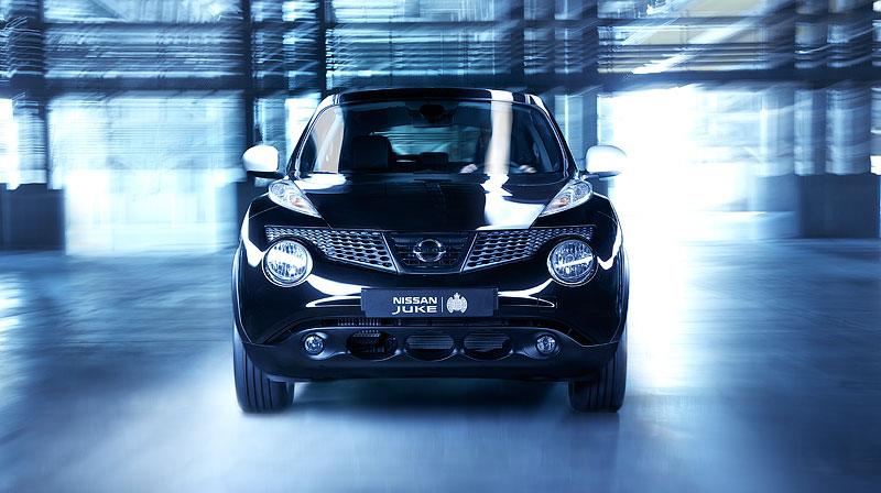 Nissan Juke: Ministry of Sound edition (doplněno video): - fotka 4