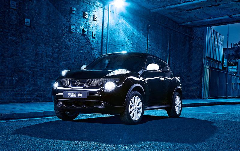Nissan Juke: Ministry of Sound edition (doplněno video): - fotka 5