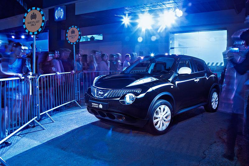 Nissan Juke: Ministry of Sound edition (doplněno video): - fotka 7