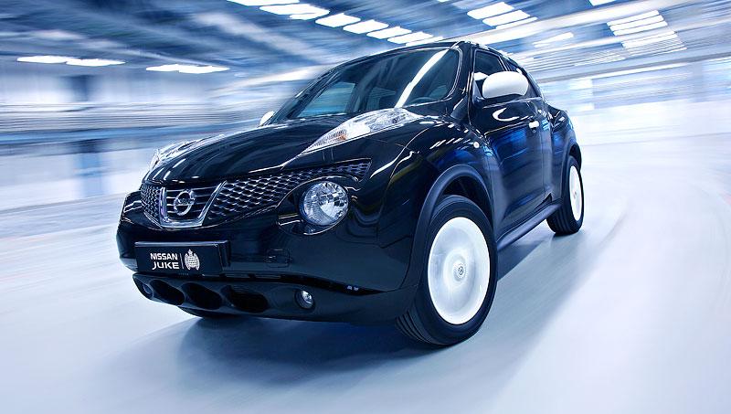Nissan Juke: Ministry of Sound edition (doplněno video): - fotka 8