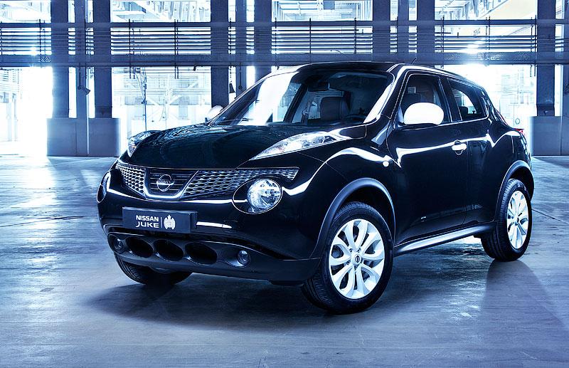 Nissan Juke: Ministry of Sound edition (doplněno video): - fotka 9