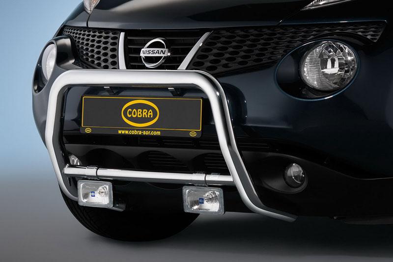 Nissan Juke: ve spárech Cobry: - fotka 3