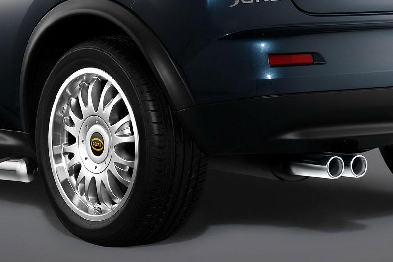 Nissan Juke: ve spárech Cobry: - fotka 4