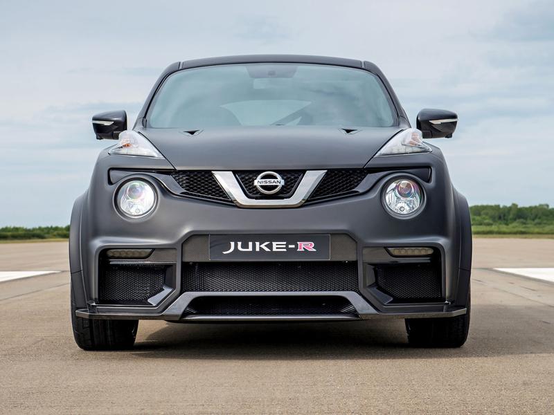 Nissan Juke-R 2.0 vznikne v limitované sérii (+video): - fotka 2
