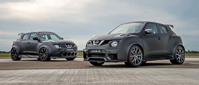 Nissan Juke-R 2.0 vznikne v limitované sérii (+video): - fotka 5