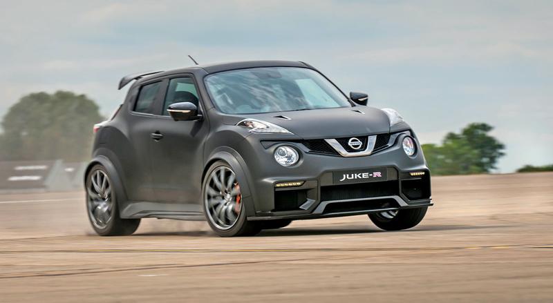 Nissan Juke-R 2.0 vznikne v limitované sérii (+video): - fotka 8