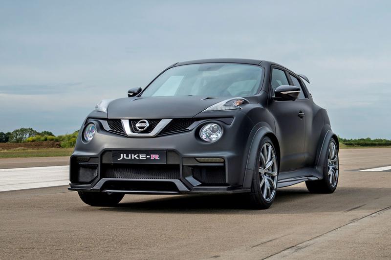 Nissan Juke-R 2.0 vznikne v limitované sérii (+video): - fotka 11