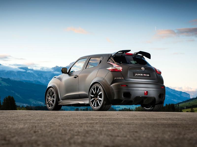 Řídili jsme Nissan Juke-R 2.0, crossover za 13,5 milionu korun (+video): - fotka 21