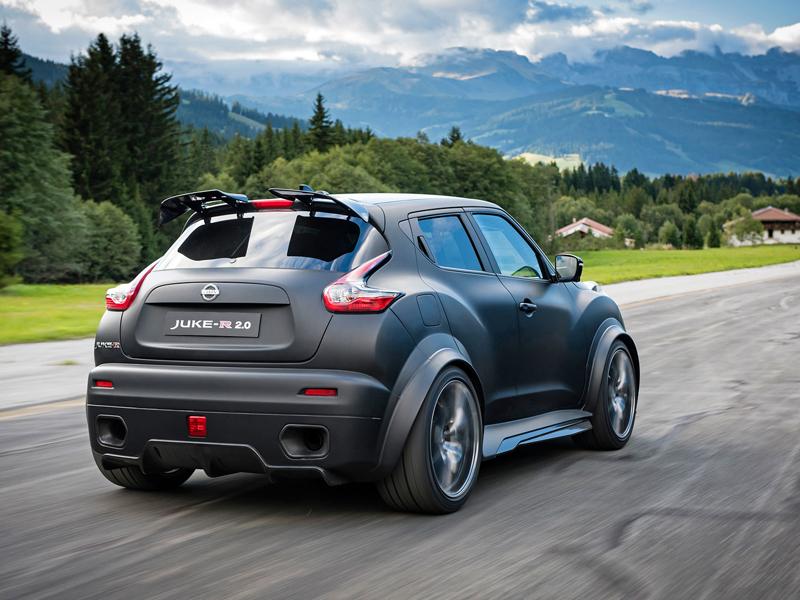 Řídili jsme Nissan Juke-R 2.0, crossover za 13,5 milionu korun (+video): - fotka 25