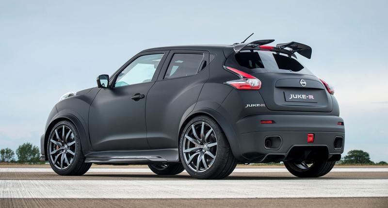 Nissan Juke-R 2.0 vznikne v limitované sérii (+video): - fotka 17