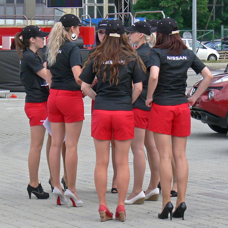 Juke-R Street Driving Show: Babes: - fotka 11