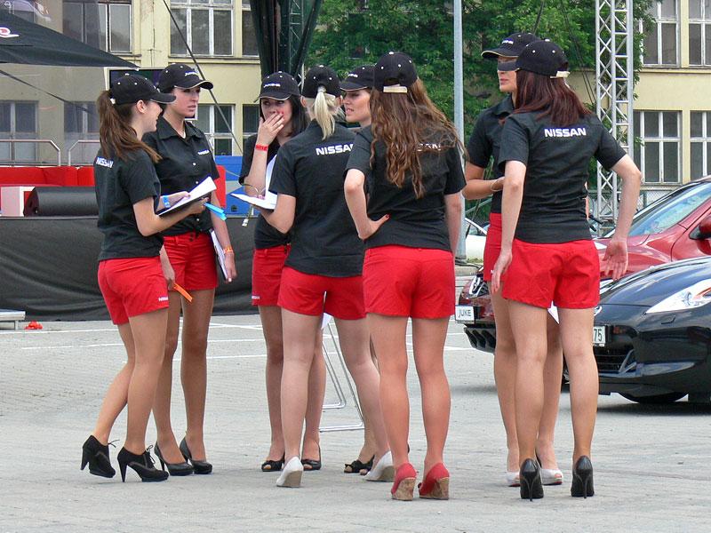 Juke-R Street Driving Show: Babes: - fotka 12