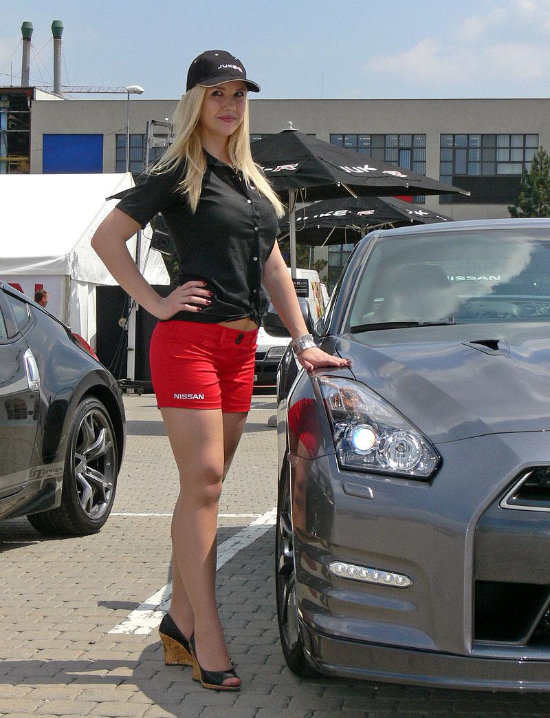 Juke-R Street Driving Show: Babes: - fotka 20
