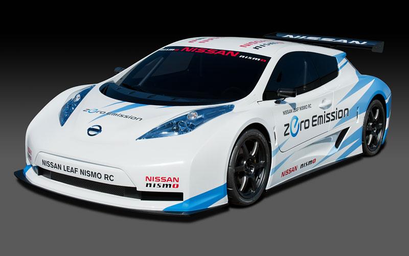Nissan Leaf NISMO RC: elektrický závoďák: - fotka 10
