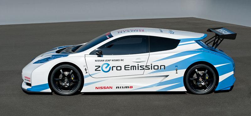 Nissan Leaf NISMO RC: elektrický závoďák: - fotka 15