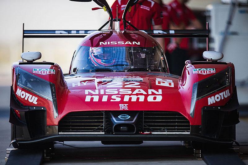 Nissan GT-R LM Nismo se vrátí do FIA WEC: - fotka 14