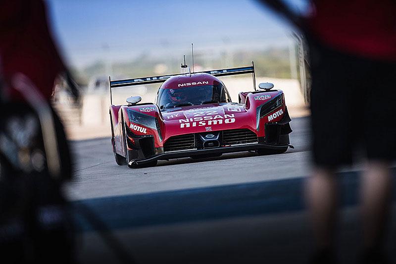 Nissan GT-R LM Nismo se vrátí do FIA WEC: - fotka 15