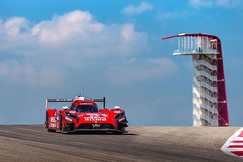 Nissan GT-R LM Nismo se vrátí do FIA WEC: - fotka 20
