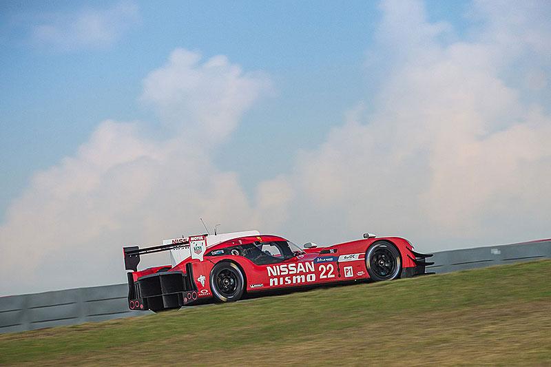 Nissan GT-R LM Nismo se vrátí do FIA WEC: - fotka 28