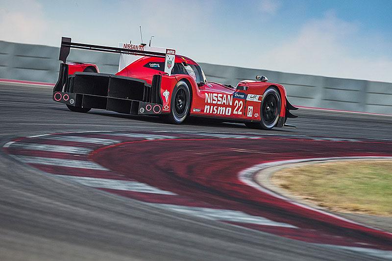Nissan GT-R LM Nismo se vrátí do FIA WEC: - fotka 29