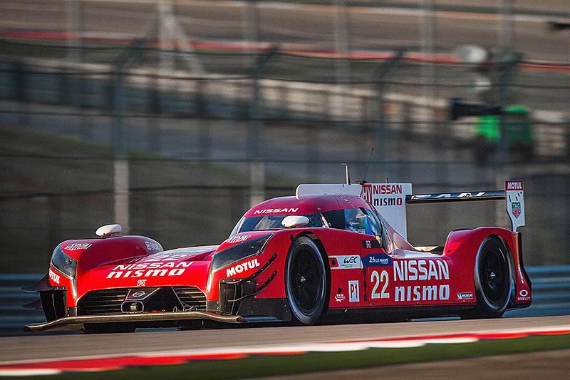 Nissan GT-R LM Nismo se vrátí do FIA WEC: - fotka 39