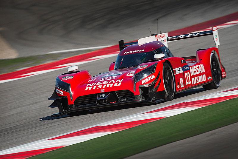 Nissan GT-R LM Nismo se vrátí do FIA WEC: - fotka 44