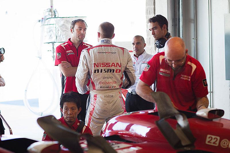 Nissan GT-R LM Nismo se vrátí do FIA WEC: - fotka 52