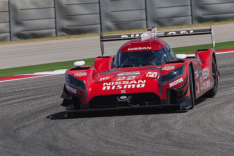 Nissan GT-R LM Nismo se vrátí do FIA WEC: - fotka 55
