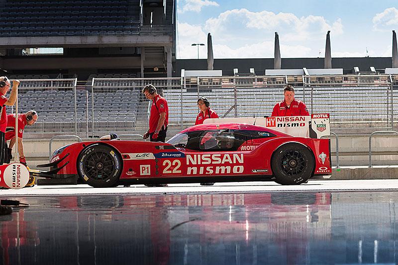 Nissan GT-R LM Nismo se vrátí do FIA WEC: - fotka 61