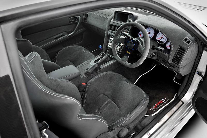 Nissan Skyline R34 GT-R: jako z fabriky: - fotka 1