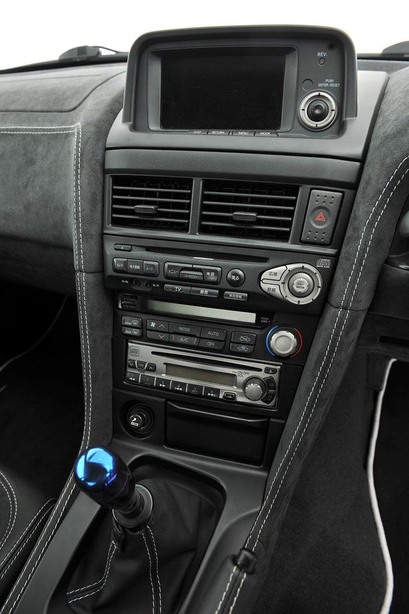Nissan Skyline R34 GT-R: jako z fabriky: - fotka 2