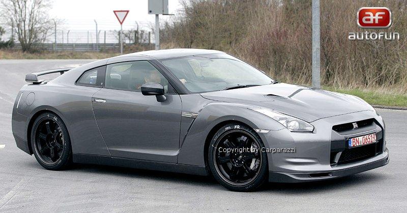 Nissan GT-R Spec-V: novoroční dárek: - fotka 6