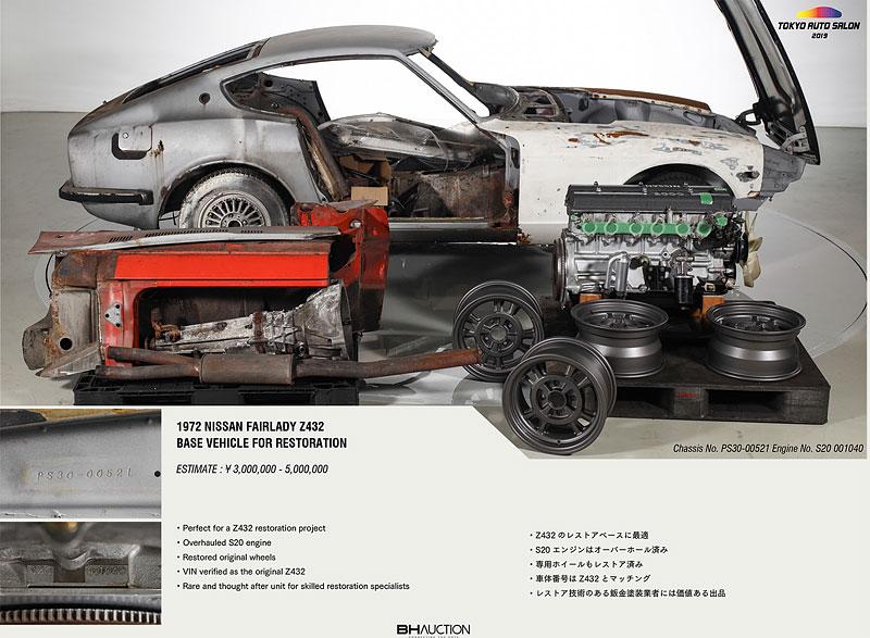 V Japonsku se chystá jedna z nejúžasnějších aukcí aut, co jsme viděli: - fotka 23