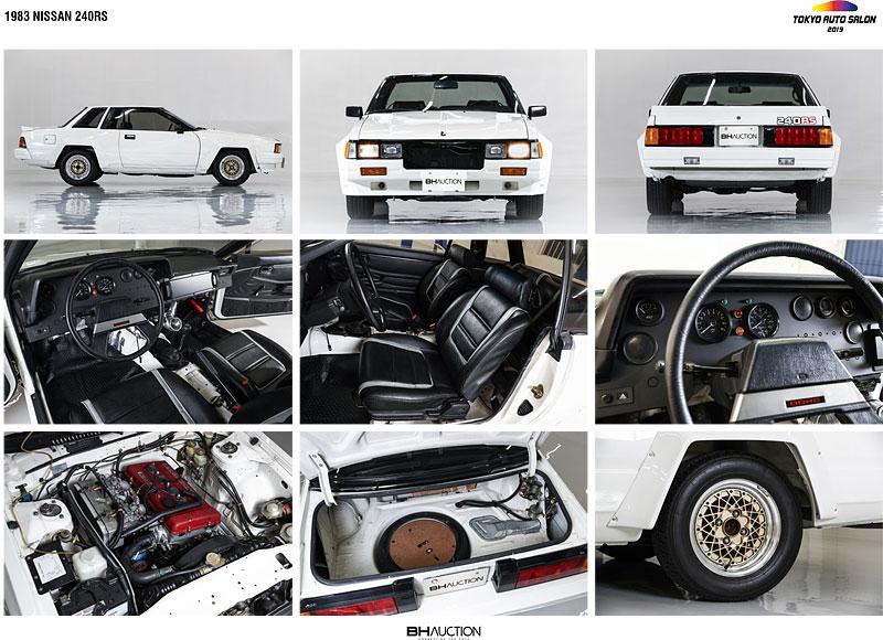 V Japonsku se chystá jedna z nejúžasnějších aukcí aut, co jsme viděli: - fotka 25