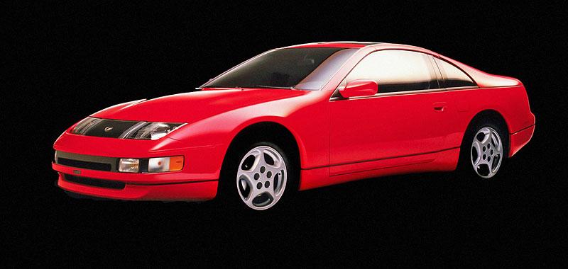 6 kupé s motorem V6 z devadesátek, která by vám měla zdobit garáž: - fotka 49