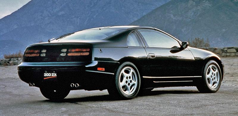 6 kupé s motorem V6 z devadesátek, která by vám měla zdobit garáž: - fotka 51